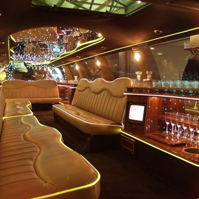 The Event Company Dubai - Limousine Services