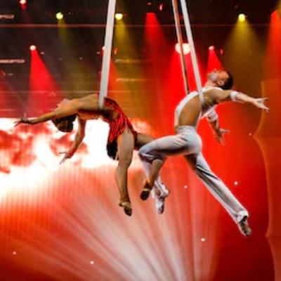 The Event Company Dubai -  Aerial & Trapeze Acts