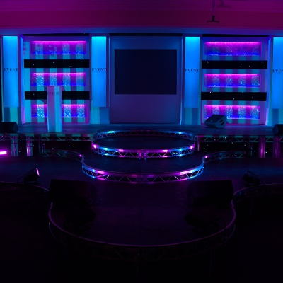 The Event Company Dubai - Event Stages