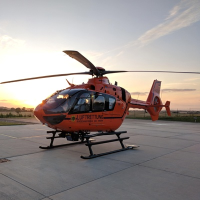 The Event Company Dubai - Helicopter Charter