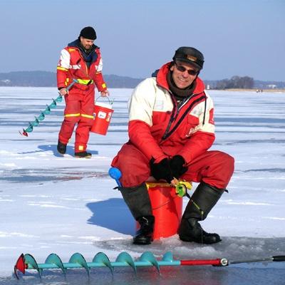 The Event Company Dubai - Ice Fishing In Alaska